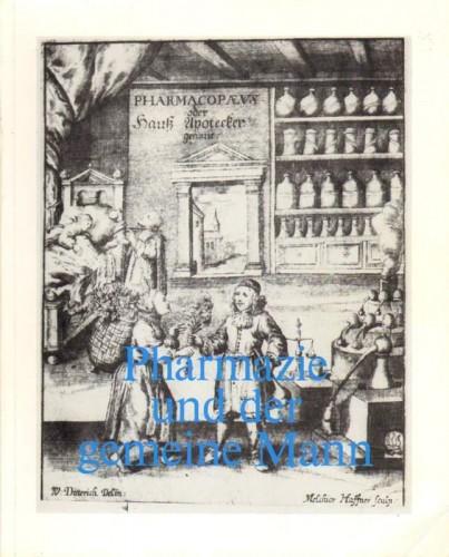 """Couverture de """"Pharmazie und der gemeine Mann"""""""